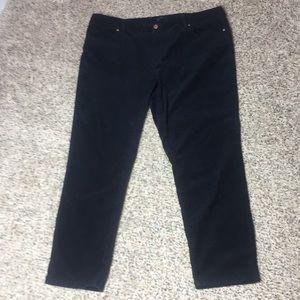 Lands end Corduroy women's pants